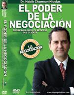 DVD - Conferencia El Poder de la Negociación